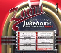Zoom Karaoke Jukebox Classic Oldies Karaoke Vol 04 (CD+G)