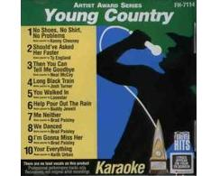 Young Country (CD+G)