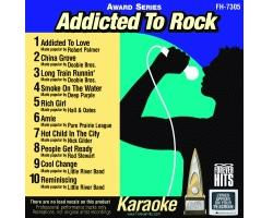 Addicted To Rock CD+G