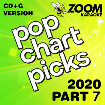 Zoom Karaoke Pop Chart Picks 2020 - Part 7 (CD+G)